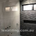 Tiling bathroom walls Melbourne