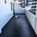 tile balcony clear waterproofing membrane system st kilda