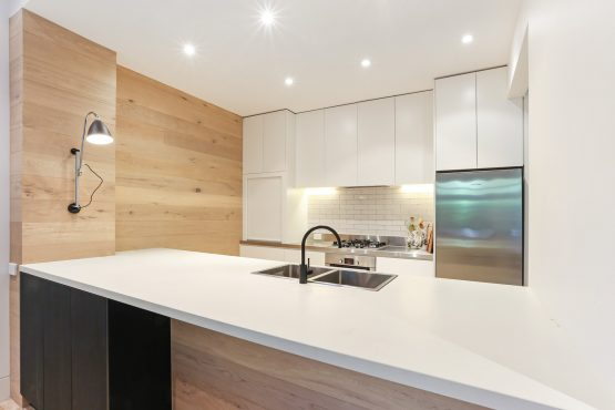Kitchen tiling Prahran