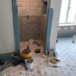 Floor Tiling preparation Melbourne