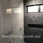 Tiling bathroom walls Melbourne