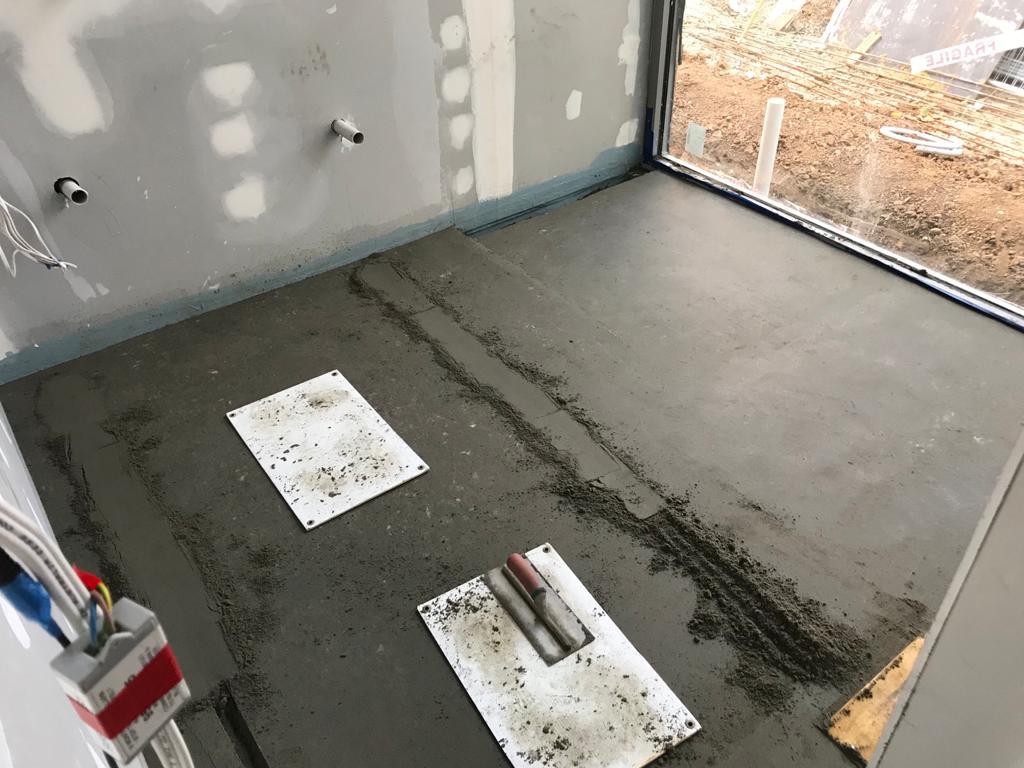 Floor Screeding | Lexa Tiling | Call: 0425 802 036
