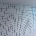 shower wall mosaic tiling