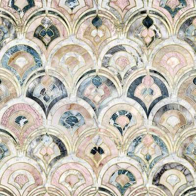 Vintage Marble Tiles