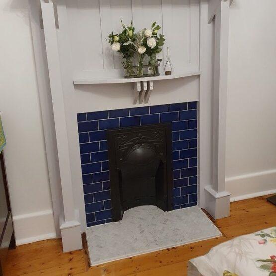 fireplace tiling melbourne